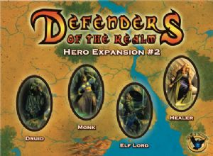 Defenders of the Realm : Hero Expansion 2